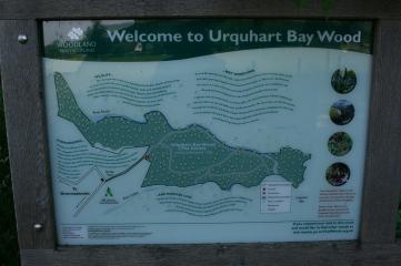 feb 18_6 Urquhart Bay NH5129 sign